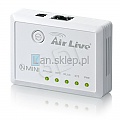 AirLive  [ N.MINI ] Access Point / Repeater / Router [Małe] [Szybkie - 300Mbps] [w super cenie] [ Nie wymaga konfiguracji ]